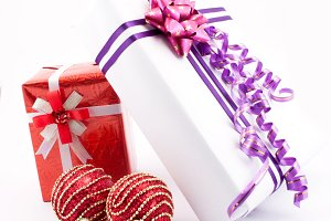 gifts with baubles