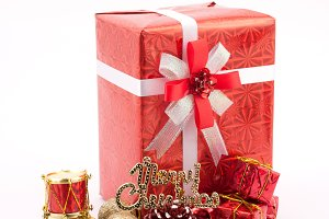greetings with gifts
