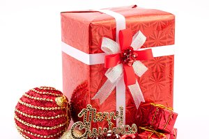christmas presents and wishes