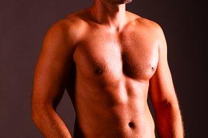 muscular torso