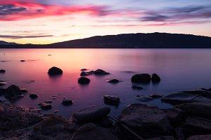Zywiec sunset