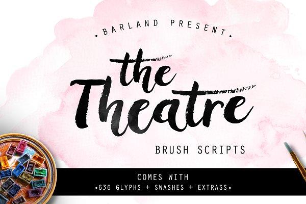 The Theatre Brush - 50% OFF