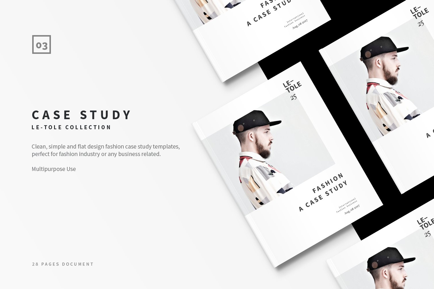 fashion case study