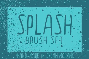 SPLASH brush set