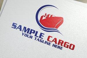 Cargo | Logistics | Logo Template