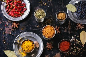 Mix of spices