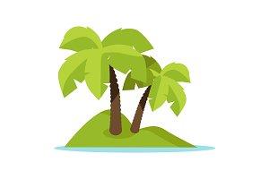 Tropic Island Concept