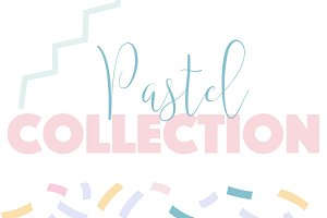 Pastel Illustration Collection
