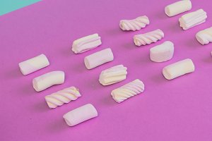 set of Marshmallow