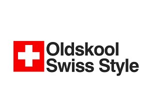 Oldskool Swiss PowerPoint Template