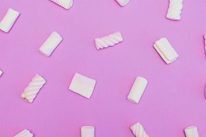 background of Marshmallow