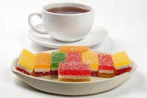 fruit-paste candies