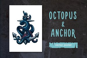 Octopus & Anchor