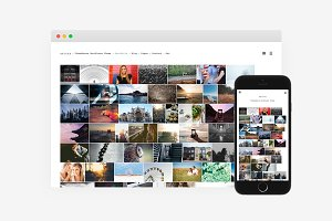 Bricks WordPress Theme