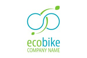 Logo eco bike