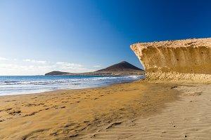 Playa el Medano beach, Tenerife