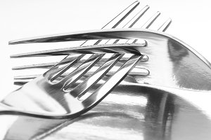 Two Intertwined Forks