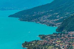 Lake Village, Lake Como Italy