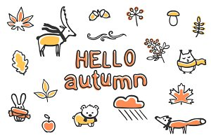 Hello autumn collection