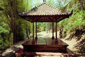 Taman Ayun temple (Mengwi) in Bali