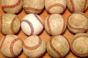 Baseballs New and Used