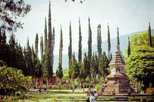 Ulun Danu temple Beratan