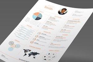 Infographic Resume 02