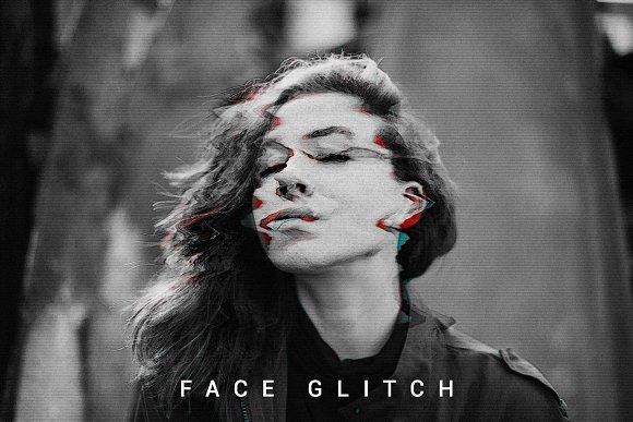 Face Glitch FX