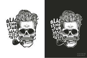 Black Is Not Sad, Black Is Poetic.