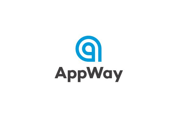 App Way - Letter A Logo in Logo Templates - product preview 1