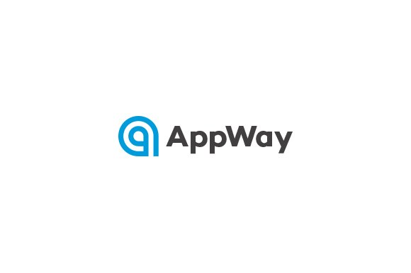 App Way - Letter A Logo in Logo Templates - product preview 2