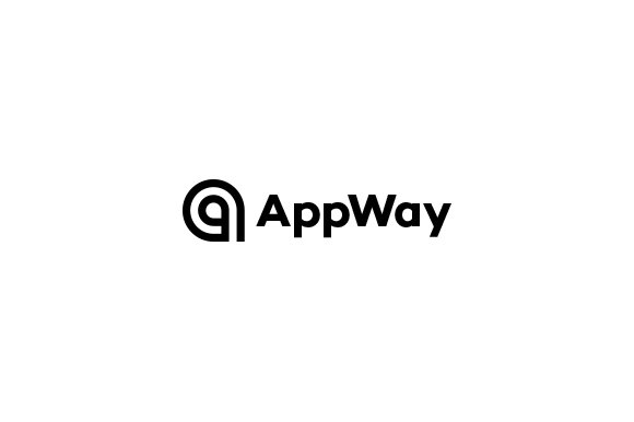App Way - Letter A Logo in Logo Templates - product preview 3