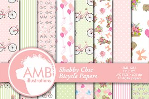 Bicycle Digital Papers, 1353