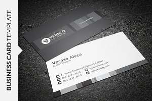 Clean & Modern Business Cards