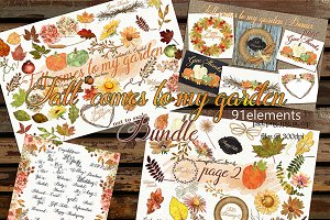 Fall Garden Bundle