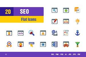 Seo Icons #2