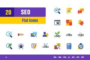 Seo Icons #6
