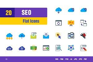 Seo Icons #3