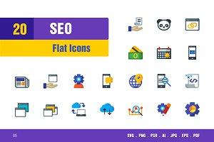 Seo Icons #5