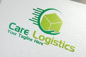 Care Logistics | Care Cargo | Logo