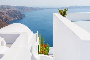 View in Oia, Santorini