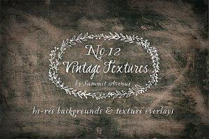 Vintage Textures & Overlays