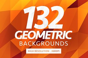 Geometric Backgrounds 132