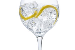 Gind and tonic
