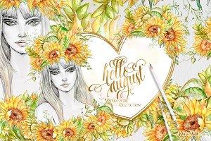 Hello August