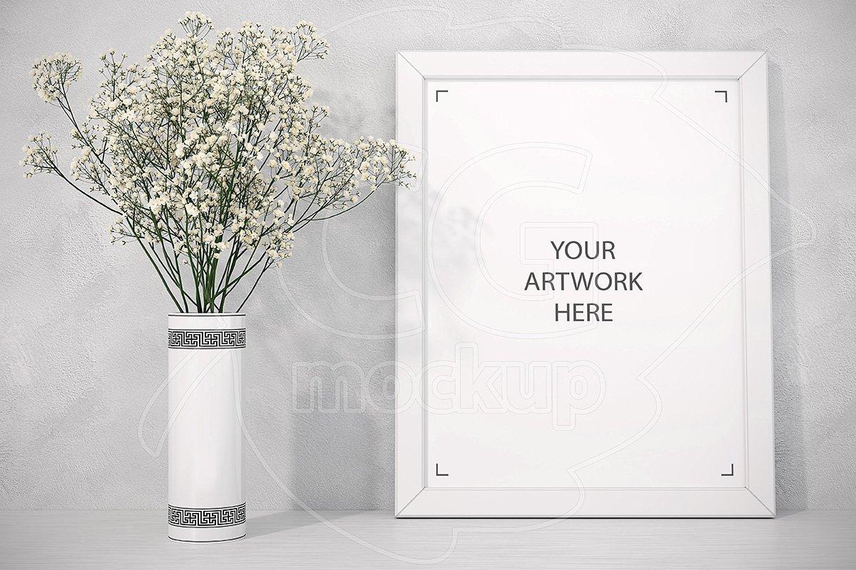 3fee008a94dc Vertical white frame 8