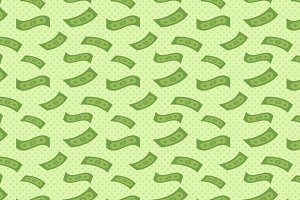 Dollar Bill Pattern