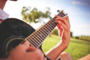 Guitar Session Detail