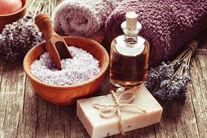 The Lavender spa