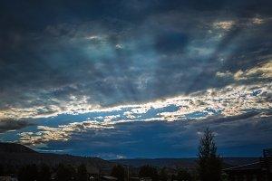 SunsetRidgway-Colorado